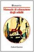 9788842053095: Manuale di educazione degli adulti