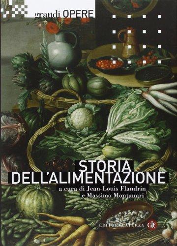 9788842053477: Storia dell'alimentazione (Vol. 1)