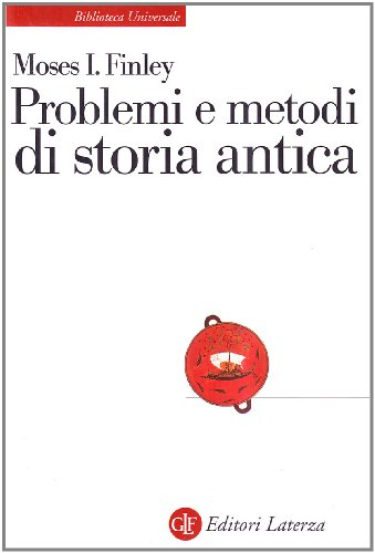 Problemi e metodi di storia antica (8842055794) by FINLEY Moses I.
