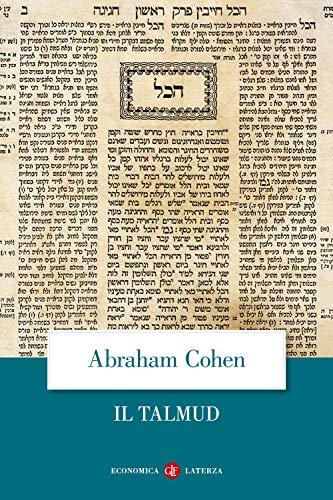 Il Talmud: Abraham Cohen