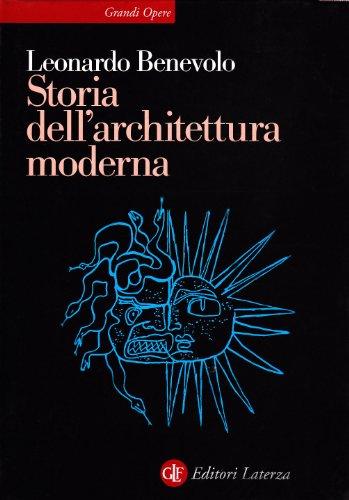 9788842058021: Storia dell'architettura moderna (Grandi opere)