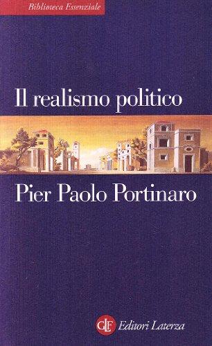 9788842059011: Il realismo politico