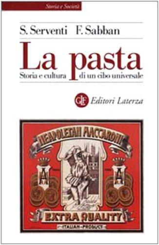 9788842061670: La Pasta by Francoise Sabban