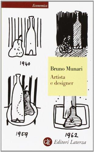 9788842064398: Artista e designer (Economica Laterza)