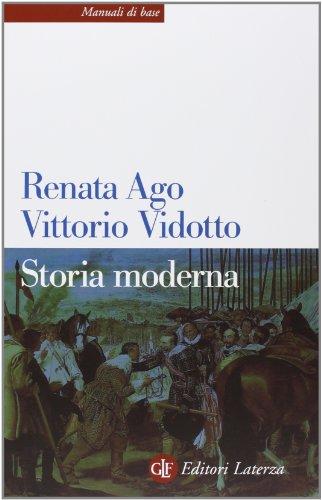 9788842072430: Storia moderna