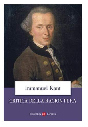 Critica della ragion pura (9788842075493) by Kant, Immanuel