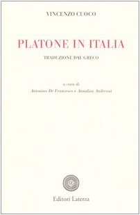 9788842079521: Platone in Italia