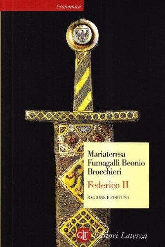 9788842080916: Federico II (Economica Laterza)