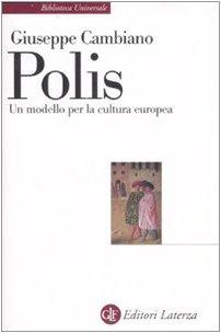 9788842084051: Polis. Un modello per la cultura europea
