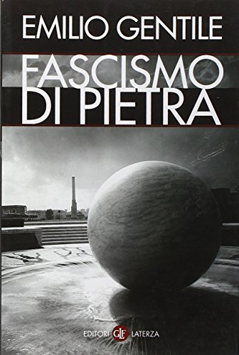 9788842084228: Il fascismo di pietra