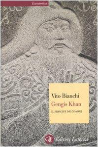 9788842084556: Gengis Khan. Il principe dei nomadi