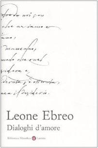 9788842085966: Dialoghi d'amore (Biblioteca filosofica Laterza)