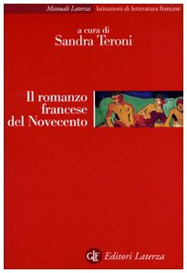 9788842086192: Il romanzo francese del Novecento