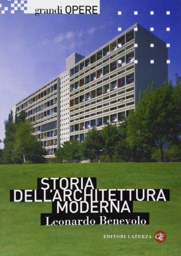 9788842086222: Storia dell'architettura moderna (Grandi opere)