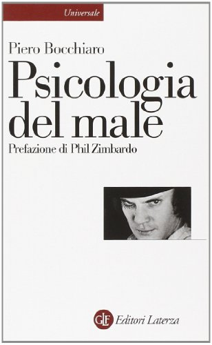 9788842089674: Psicologia del male
