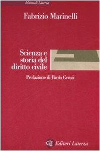 9788842090045: Scienza e storia del diritto civile