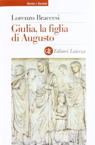 9788842092940: Giulia, la figlia di Augusto