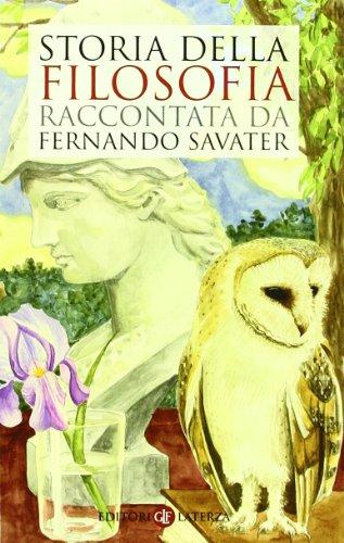 9788842094210: Storia della filosofia raccontata da Fernando Savater