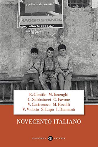 9788842095583: Novecento italiano (Economica Laterza)