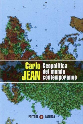 9788842098621: Geopolitica del mondo contemporaneo