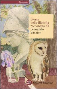 9788842099734: Storia della filosofia raccontata da Fernando Savater