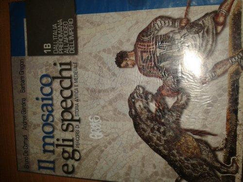 Il Mosaico E Gli Specchi 1a.9788842107415 Il Mosaico E Gli Specchi Percorsi Di Storia