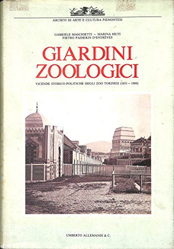 9788842202417: Giardini Zoologici