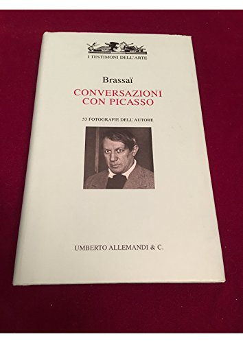 9788842205784: Conversazioni con Picasso