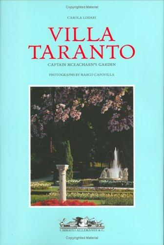 Villa Taranto: Captain McEacharn's Garden (Archives of: Agnelli, Marella, Pietromarchi,