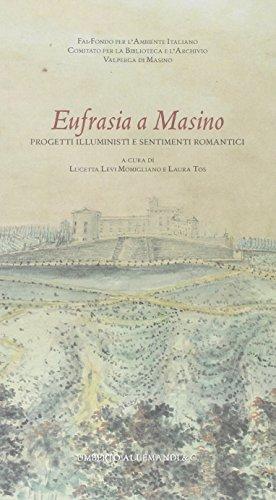 9788842210702: Eufrasia a Masino