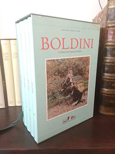 9788842210733: Giovanni Boldini 1842-1931. Catalogo ragionato. Ediz. illustrata