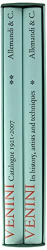 9788842215240: Venini Glass, 2 Volumes