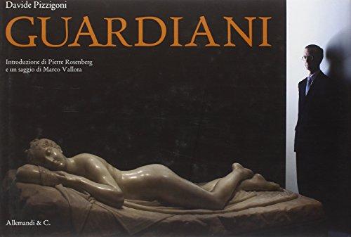 Davide Pizzigoni. Guardiani. Catalogo della mostra (Milano,: Davide Pizzigoni; Pierre