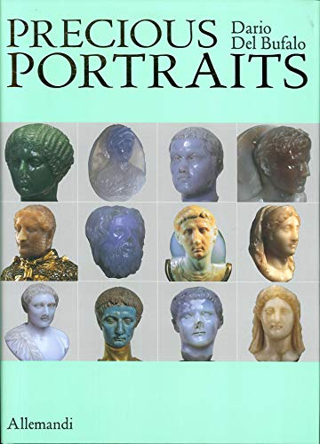 9788842224273: Precious portraits. Small precious stone sculptures of Imperial Rome. Ediz. multilingue