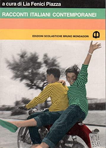 Racconti italiani contemporanei (Narrativa moderna) [Paperback]