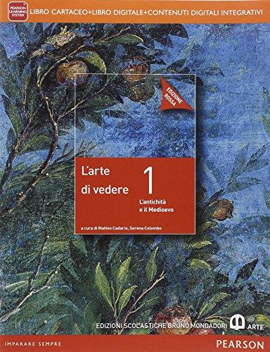 9788842417477: Arte di vedere. Ediz. rossa. Per le Scuole superiori. Con e-book. Con espansione online: 1