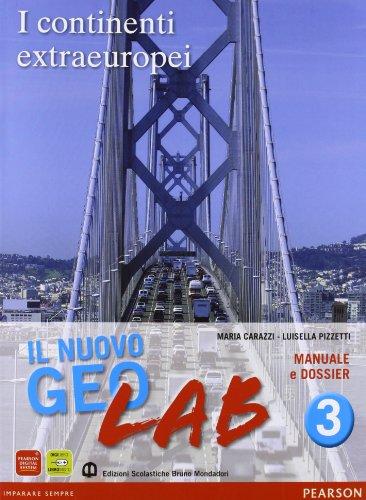 Nuovo Geolab. Con Dossier-Carte mute. Per la: Carazzi, Maria