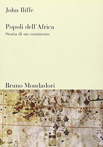 9788842420316: Popoli dell'Africa. Storia di un continente