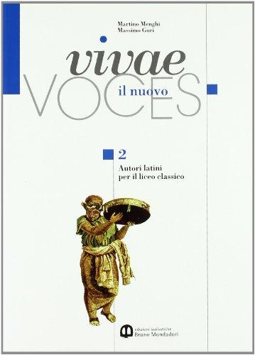 9788842441540: Nuovo Vivae voces. Per il Liceo classico. Con espansione online: 2