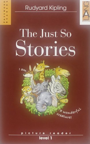 9788842461661: The Just So Stories. Con CD Audio