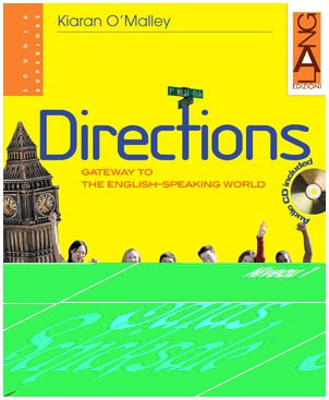 Directions. Gateway to the english-speaking world.: O'Malley, Kiaran