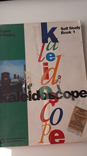 9788842472353: Kaleidoscope. Self study book. Per la Scuola media: 1