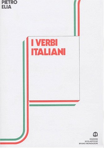 9788842480037: I Verbi Italiani