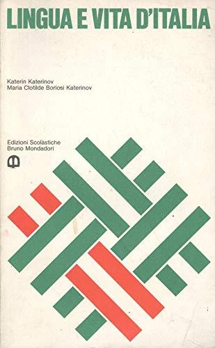 9788842480174: Lingua e vita d'Italia: Student's Book