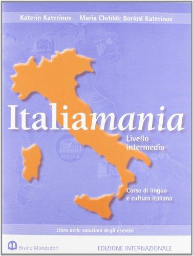 9788842480266: Italiamania: Correction's Booklet. Level 2 (Monolingual)