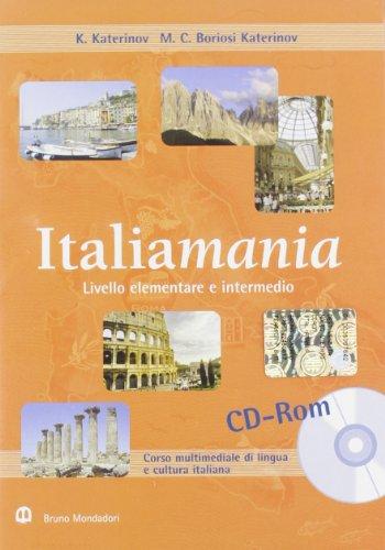 9788842480617: Italiamania: CD-Rom. for Levels 1 + 2