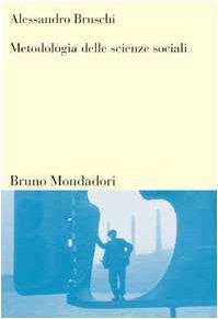 9788842493037: Metodologia delle scienze sociali (Sintesi)