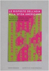 9788842496434: Le risposte dell'Asia alla sfida americana (Ricerca)