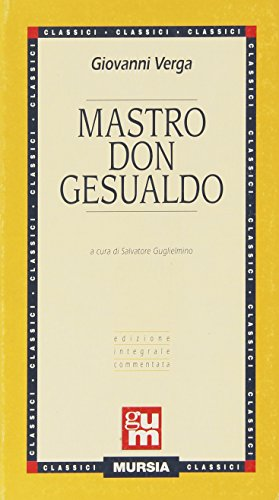9788842501169: Mastro don Gesualdo