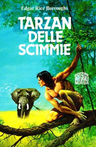 9788842503293: Tarzan delle scimmie